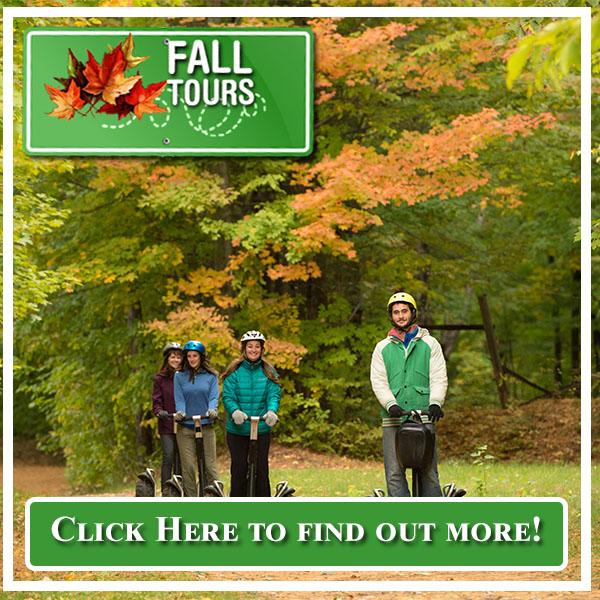 Fall Tours