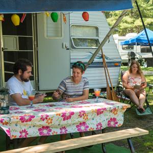 Camping RV - Stay