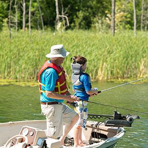 fishing - Outdoor Activities