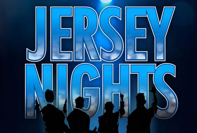 jersey nights2 - JERSEY NIGHTS: TRIBUTE TO FRANKIE VALLI & THE FOUR SEASONS