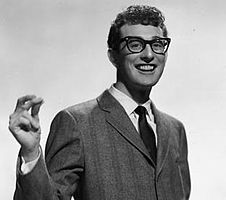 226px Buddy Holly cropped - BUDDY HOLLY'S ROCKIN DANCE PARTY