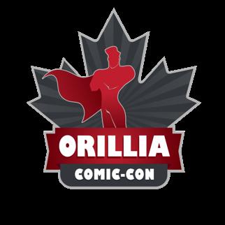 Orillia Con Logo - ORILLIA COMIC-CON