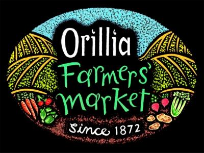 Orillia Farmers Market Logo - DOWNTOWN ORILLIA CHRISTMAS FARMER'S MARKET