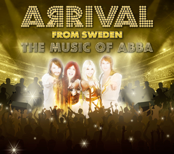 arrival from artdtl - ARRIVAL FROM SWEDEN: THE MUSIC OF ABBA