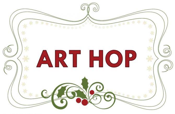 art hop - DOWNTOWN ORILLIA HOLIDAY ART HOP