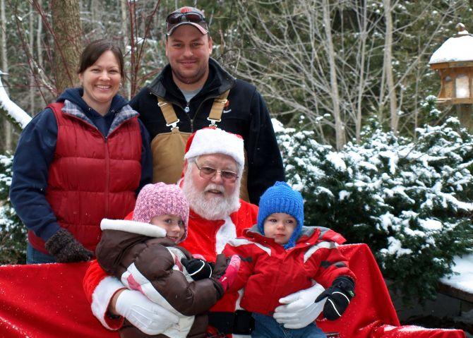 christmas - CHRISTMAS AT WYE MARSH
