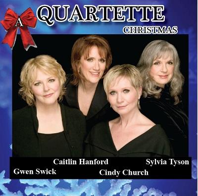 quartette christmas - A QUARTETTE CHRISTMAS