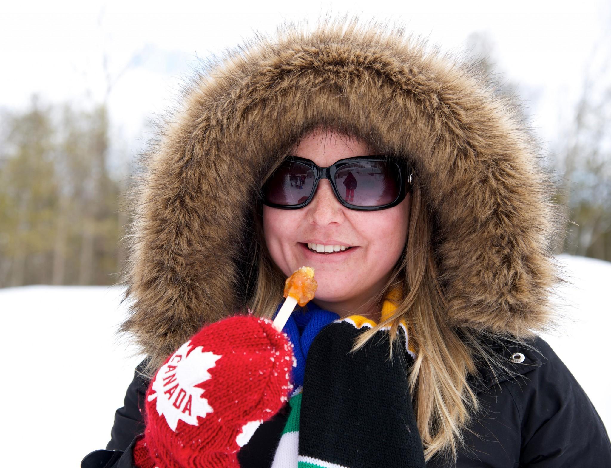 Canadian-Taffy