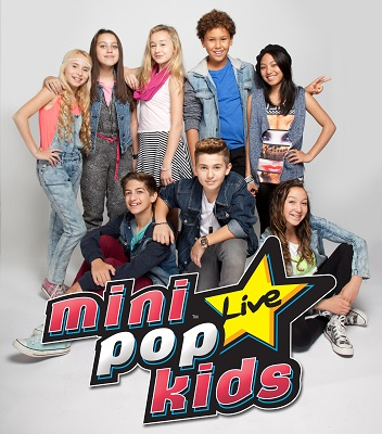 TixHub Mini Pops - Mini Pop Kids Live - 2017 Spotlight Tour