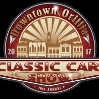 19th classic car show - 19TH ANNUAL DOWNTOWN ORILLIA CLASSIC CAR SHOW