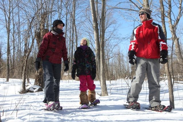 Snowshoeing - SNOWSHOE ECOTOUR