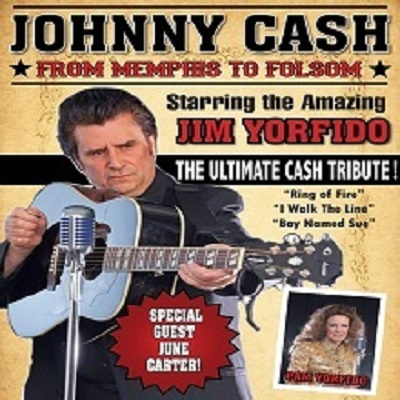 Tixhub Johnny - JOHNNY CASH: FROM MEMPHIS TO FOLSOM