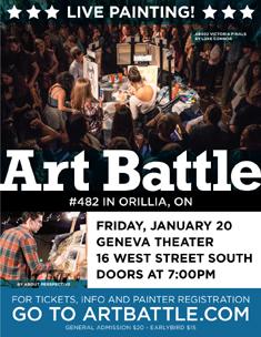 artbattle - ART BATTLE