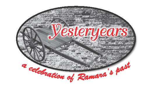 logo 2017 - RAMARA HISTORICAL SOCIETY YESTERYEARS CELEBRATION