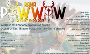 rama pow wow poster e1499953896352 300x182 - CHIPPEWAS OF RAMA FIRST NATION POWWOW