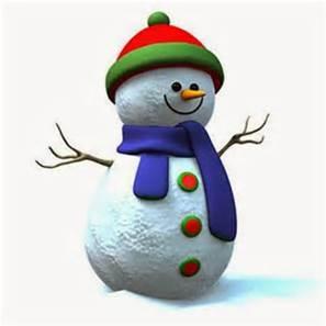 snowman - RAMONA WINTERFEST 2017