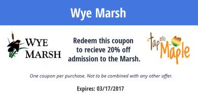 Wye Marsh Wildlife Centre
