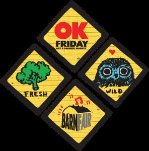 OKFriday 296x300 - OK FRIDAY ART & FARMERS MARKET