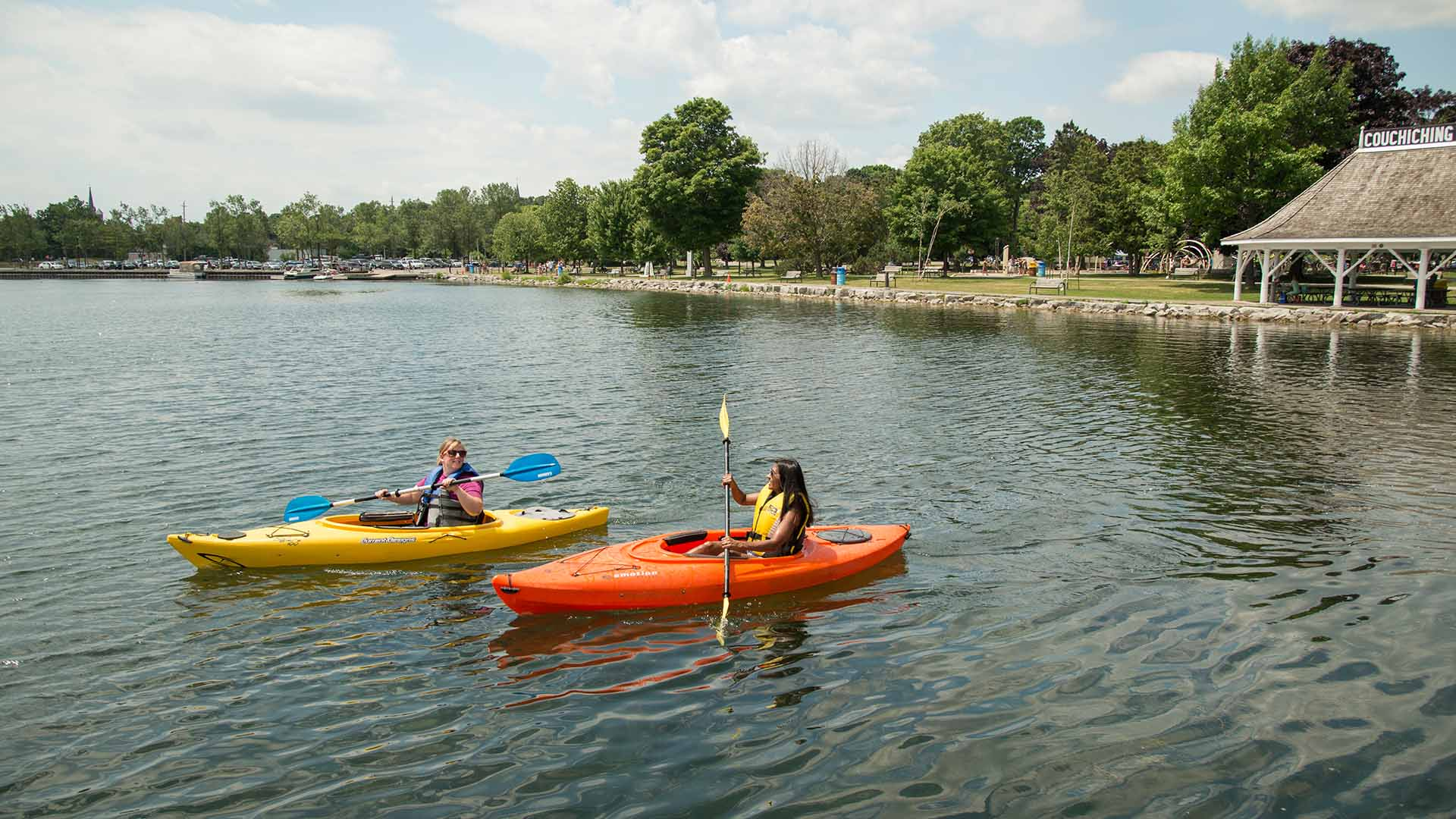 Orillia Cultural - 10 Amazing Paddle Routes in Ontario's Lake Country