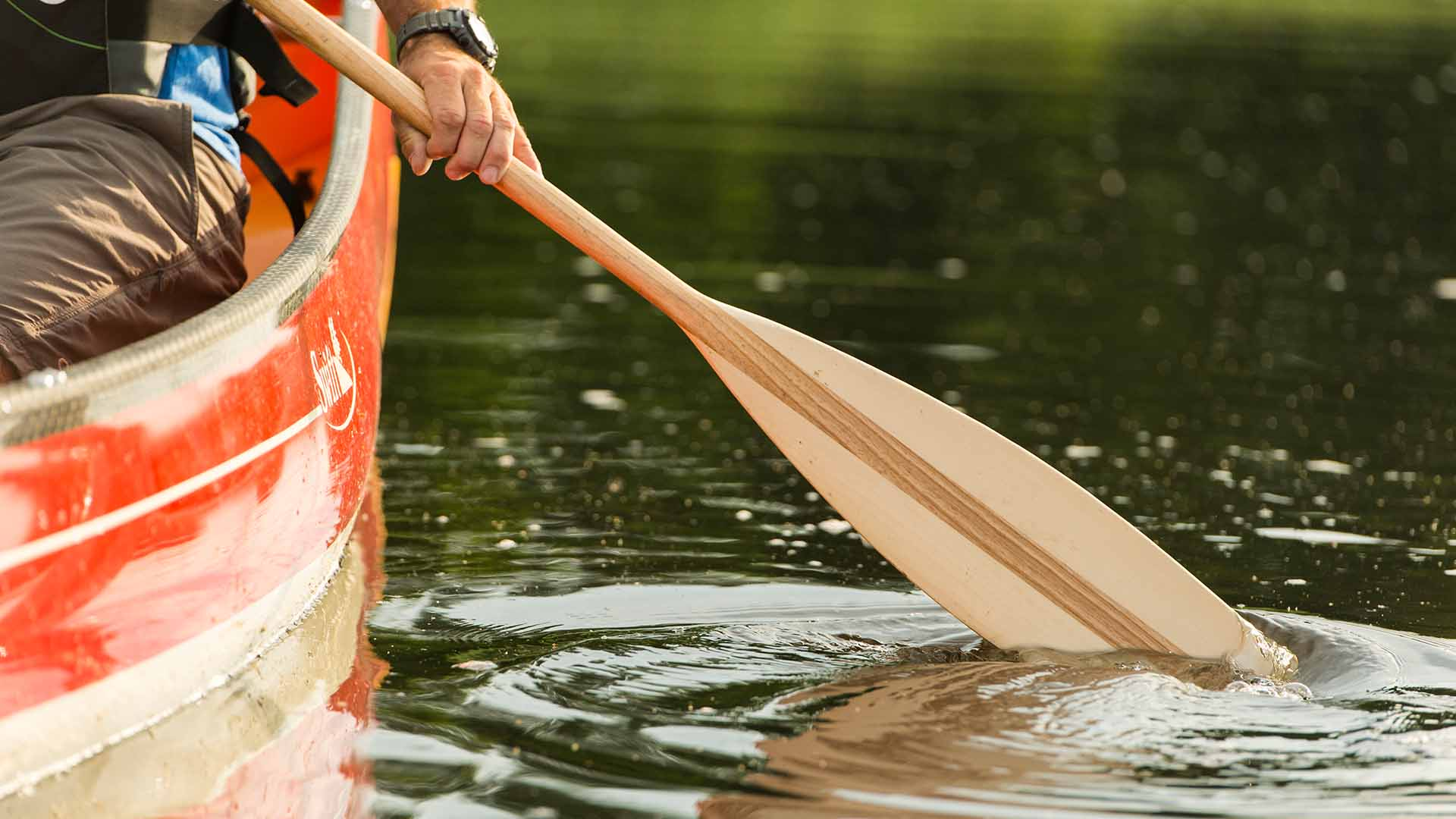 Top images - 10 Amazing Paddle Routes in Ontario's Lake Country