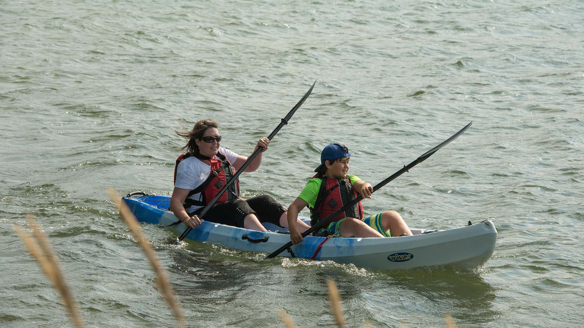 paddle Fish weirs - 10 Amazing Paddle Routes in Ontario's Lake Country