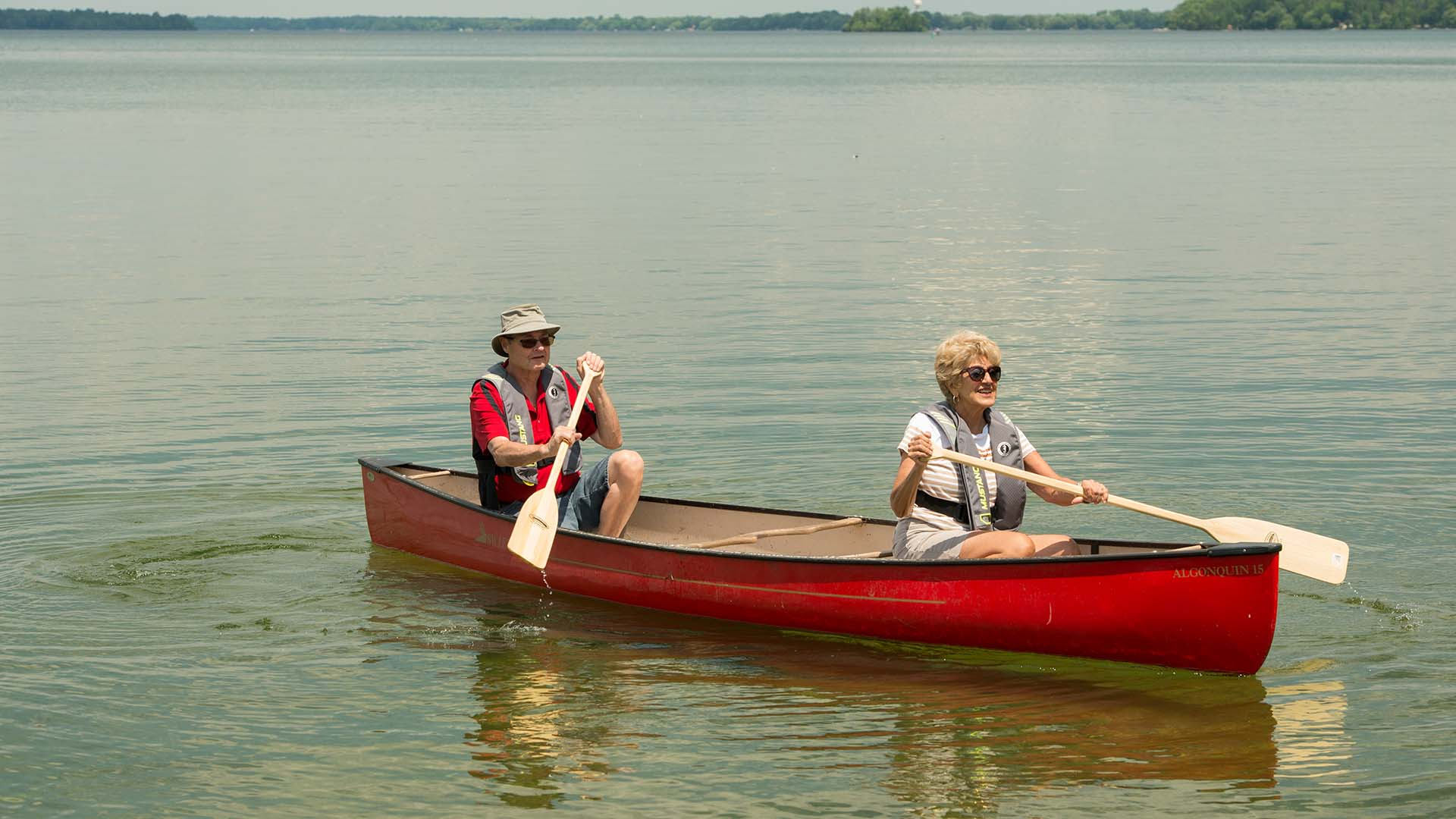 paddle bass lake - 10 Amazing Paddle Routes in Ontario's Lake Country