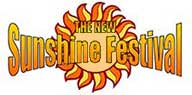 logo sunshine festival - A DOG PARK JAMBOREE