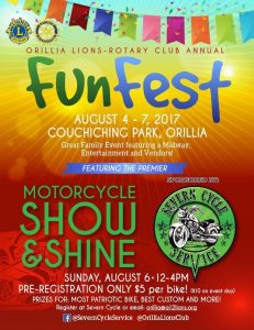 rotary fun fest 231x300 - ORILLIA LIONS AND ROTARY CLUBS ANNUAL FUNFEST