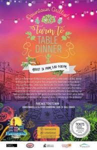 farm to table dinner 1 e1499955436963 194x300 - DOWNTOWN ORILLIA'S FARM TO TABLE DINNER