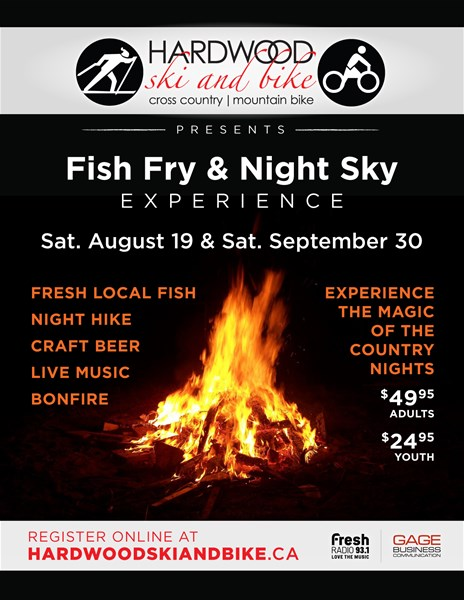 fish fry night sky - FISH FRY & NIGHT SKY