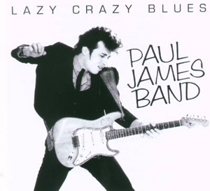 paul james band - PAUL JAMES BAND