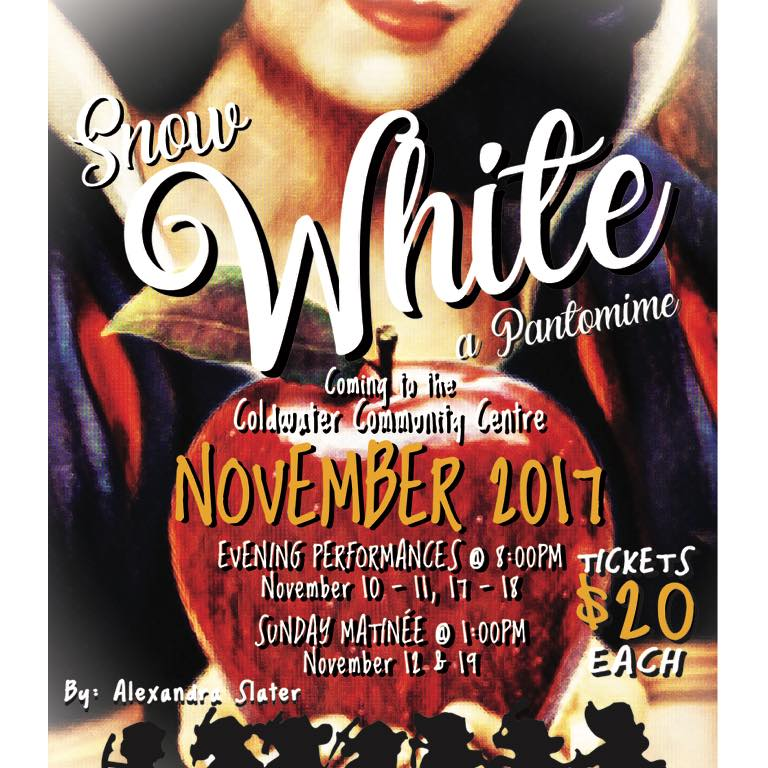 22310403 1476300832436153 5509260520287703950 n 1 - SNOW WHITE A PANTOMIME