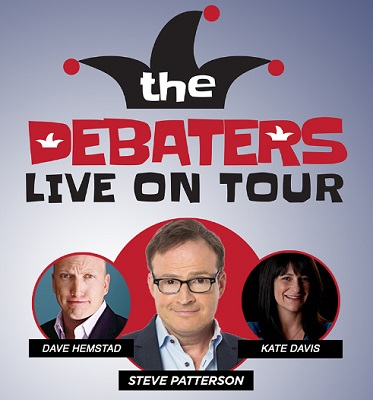 Tixhub Live Nations - THE DEBATERS LIVE! ON TOUR