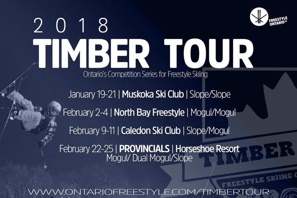 2018TimberTourSchedule - NUTCRACKER TEA
