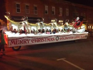23559831 1488938954516691 7381551579389806170 n 300x225 - COLDWATER LION'S CLUB SANTA CLAUS PARADE & CANDLE LIGHT WALK