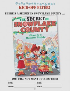 Secret Snowflake County 233x300 - CHRISTMAS MUSICAL THE SECRET OF SNOWFLAKE COUNTY