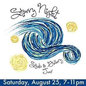 Starry Night 450x450 300x300 - STARRY NIGHT & GALLERY TOUR