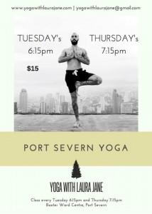 Yoga event photo 214x300 - THURSDAY HATHA YOGA CLASS