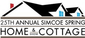 simcoespringshow 300x135 - SIMCOE SPRING HOME & COTTAGE SHOW