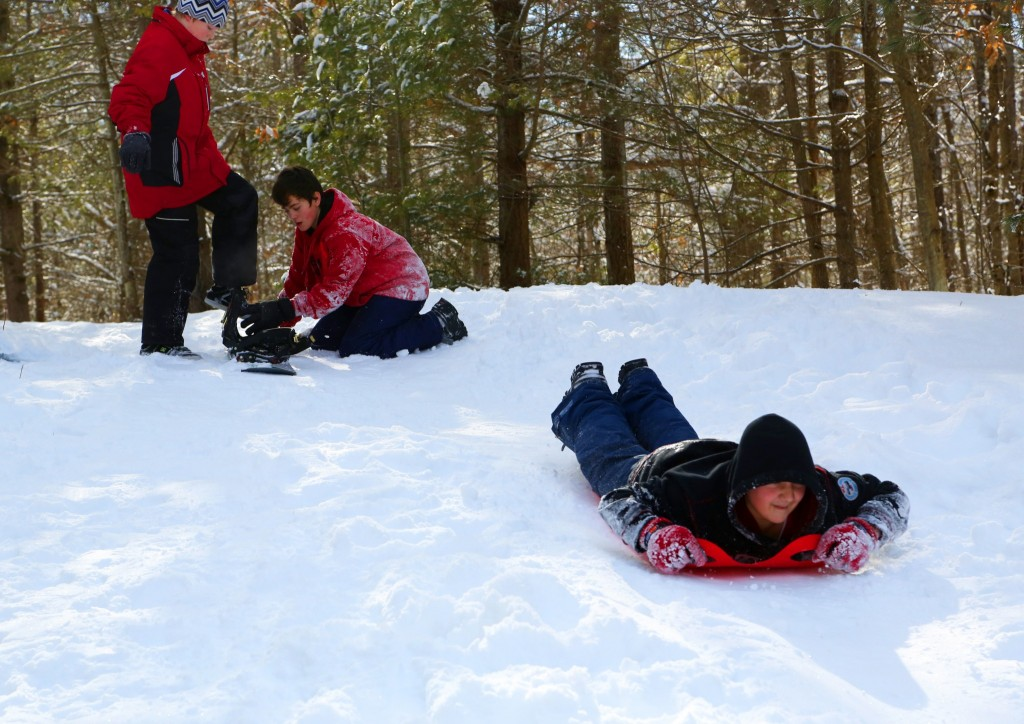 tobogganing 2013 862 1024x724 - COLDWATER MILL AND SEVERN TOWNSHIP LIBRARY CHRISTMAS MARKET