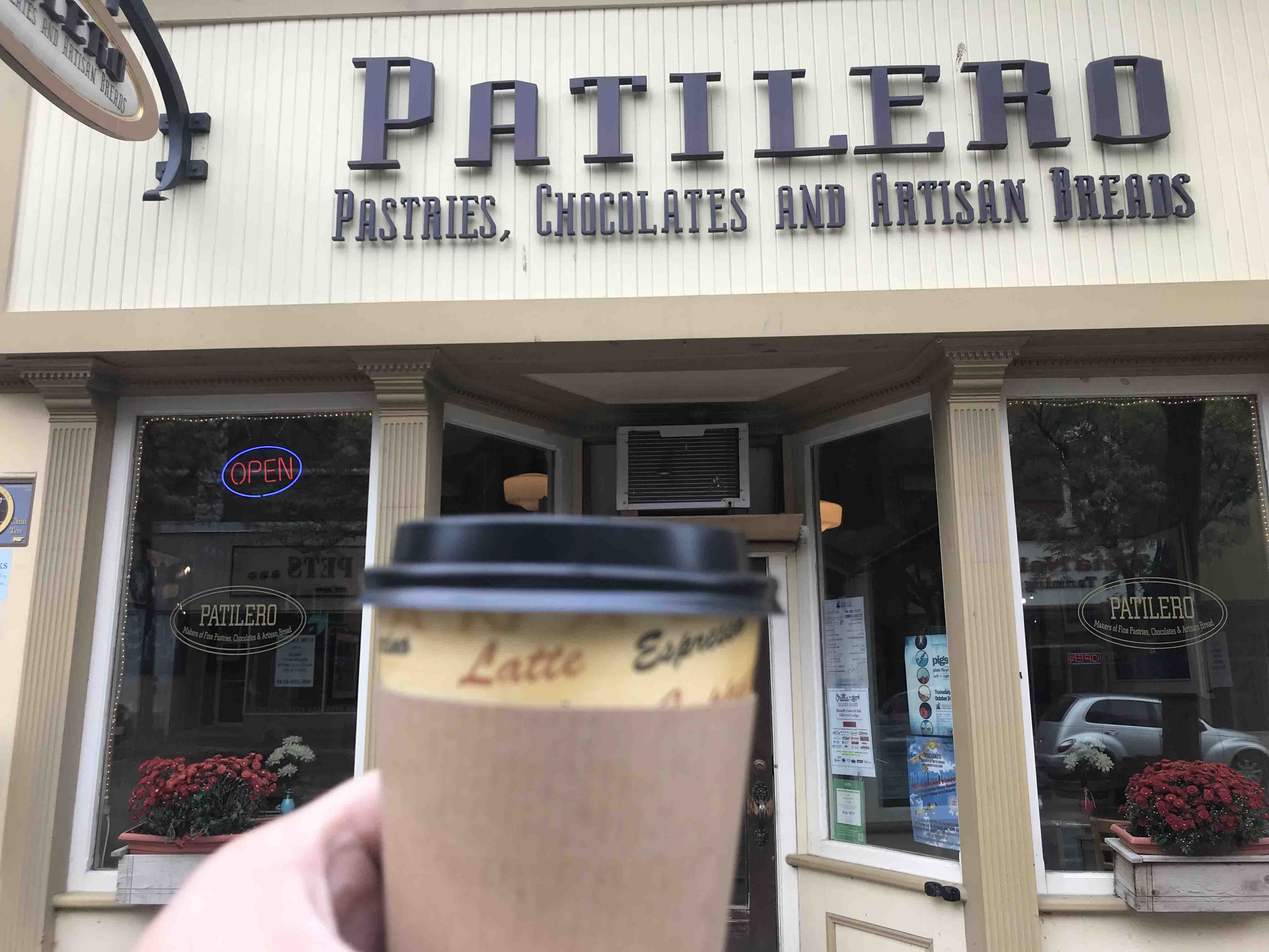 SMALL Coffee to go at Patilero - Coffee Talk, Four Orillia Coffee Shops That Will Keep You Caffeinated
