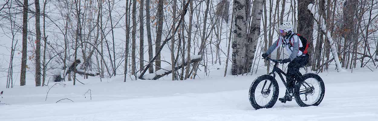 Fat Biking 1250x400 - Top 10 Outdoor Winter Activities