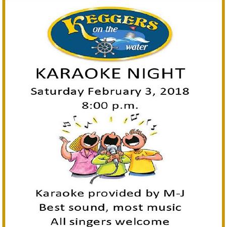 Karaoke Night 450x450 - KARAOKE NIGHT