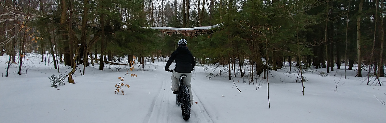 Fat Bike 1 - Fat Biking – Cycling in a four-season destination
