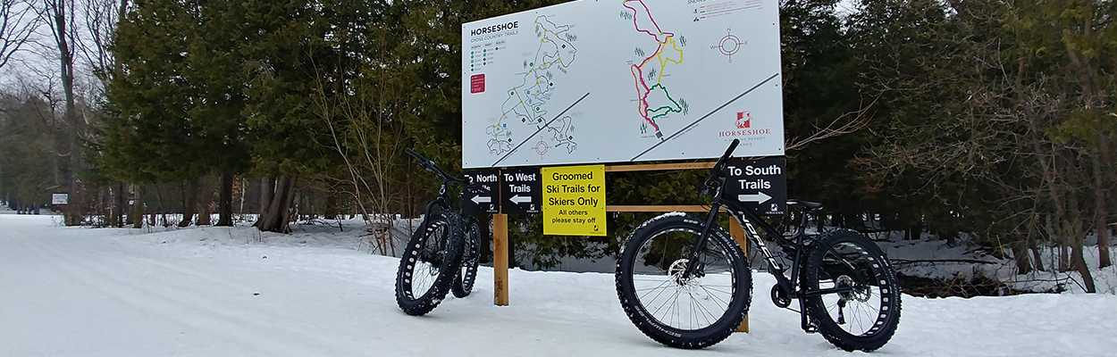 Fat Bike 2 - Fat Biking – Cycling in a four-season destination