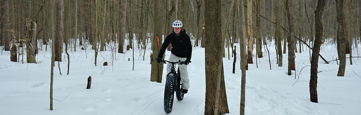 Fat Bike 3 - Fat Biking – Cycling in a four-season destination
