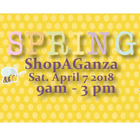 Spring Shopaganza 45x450 - SPRING  SHOPAGANZA