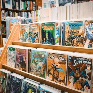 Comic Books 450x450 300x300 - CHILDREN'S DAY: COMIC BOOKS