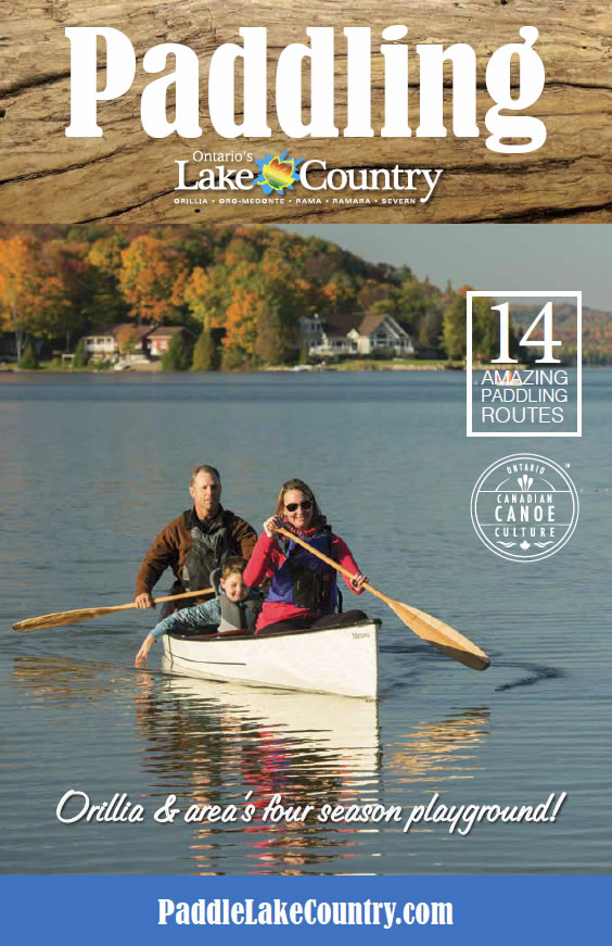 olc paddle 2018 cover - Paddle Lake Country