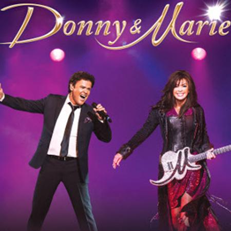 Donny Marie 450x450 - DONNY & MARIE